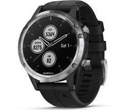 Garmin Wrist Worn GPS garmin fenix 5 plus glass