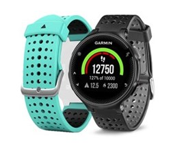 Hot Deals garmin forerunner 235 black and gray watch