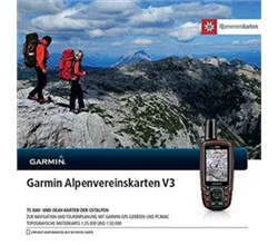 Garmin Europe Road Maps garmin alpenvereinskarten v3