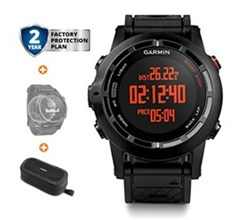 Last Minute Holiday Sale garmin fenix 2 safeguard bundle