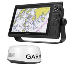 Chirp Capable GPSMAP garmin gpsmap 1242xsv with gmr 18 xhd bundle