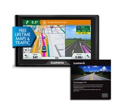 Garmin GPS with Lifetime Maps and Traffic Updates garmin drive 50lmt u.s and canada w city navigator nt europe