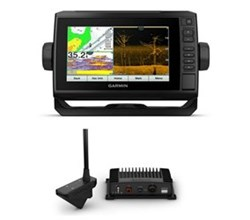 EchoMAP Series garmin echomap 73cv uhd with panoptix livescope system bundle