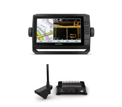EchoMAP Series garmin echomap 93sv uhd with gt54uhd tm transducer and panoptix livescope system