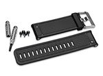 """""""Garmin GPS ABC Watch Bands-Dark Gray (010-11814-20) Brand New Includes One Year Warranty, The Garmin 010-11814 Band is a replacement band that features urethane material for comfort in even the most extreme conditions and has stylish design"""