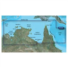 Garmin Australia BlueChart Water Maps garmin 010 c0870 00