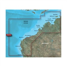 Garmin Australia BlueChart Water Maps garmin 010 c0869 00