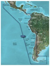 Garmin Central South America Bluechart Watermaps garmin 010 c1063 00