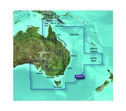 Garmin Australia BlueChart Water Maps garmin 010 c0756 00