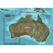 Garmin Australia BlueChart Water Maps garmin 010 c0754 00