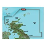 """""""Garmin Bluechart g2 Vision - VEU003R, Great Britain Northeast Coast Brand New Includes One Year Warranty, Product # 010-C0762-00 (SD Card) The Garmin Bluechart g2 Vision VEU003R navigation software contains information of Great Britain, Northeast Coast that covers Isle of Lewis, Scotland to Bridlington Harbour, England, Gairloch, the Shetland islands, Edinburgh and north sea offshore charts"""