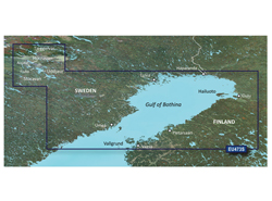 Gulf of Bothnia Bluechart Maps  garmin 010 c0817 00