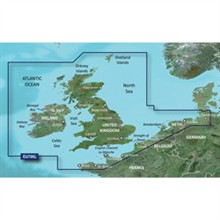 Ireland Bluechart Maps garmin010 c0853 00