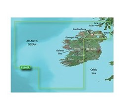 Ireland Bluechart Maps garmin 010 c0764 00