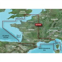 France Bluechart Maps garmin010 c0851 00