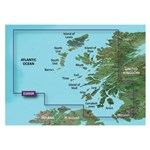 """""""Garmin Bluechart g2 Vision - VEU006R, Scotland West Coast Brand New Includes One Year Warranty, Product # 010-C0765-00 (SD Card) The Garmin Bluechart g2 Vision VEU006R navigation software contains information of Scotland, West Coast that covers the Isle of Lewis, Loch Bervie to Campbeltown, Harbour and Girvan"""