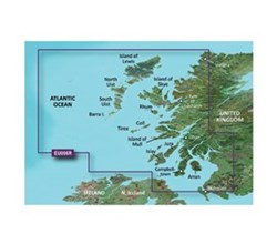 Scotland Bluechart Maps garmin bluechart g3 vision veu006r scotland west coast