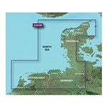 """""""Garmin Bluechart g2 Vision - VEU019R, Alborg To Amsterdam Brand New Includes One Year Warranty, Product # 010-C0776-00 (SD Card) The Garmin Bluechart g2 Vision VEU019R navigation software contains information of Alborg to Amsterdam that covers the Alborg Bugt to Amsterdam"""