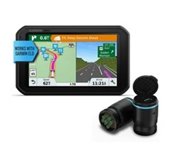 Garmin Trucking GPS Systems garmin dezl 780 lmt s bundle